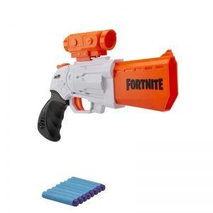 Nerf Фортнайт Револьвер (Fortnite SR) 8п