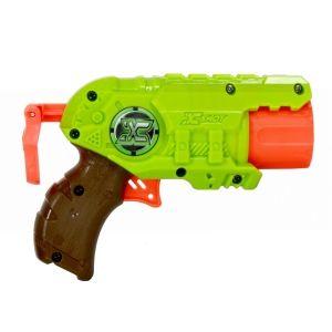 Микро Бластер X-SHOT Атака Пауков с мишенями