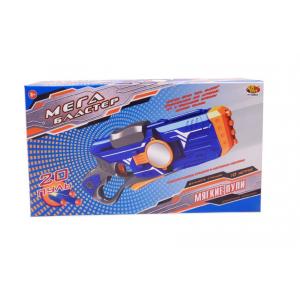Мегабластер ABtoys Метеор + 20 пуль PT-00925