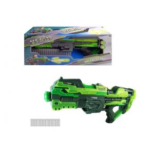Мегабластер Автомат со световыми эффектами, серо-зеленый PT-00808