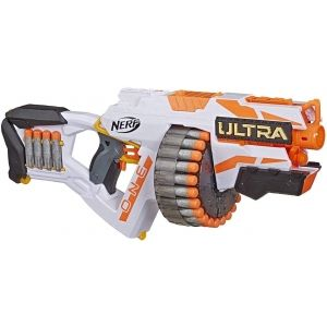 Бластер Нерф Ультра 1 (Nerf Ultra ONE) пулемет с 25 ультра-патронами