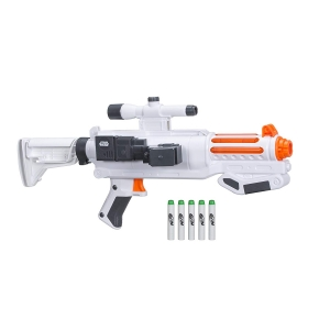 Винтовка Капитан Фазма - Star Wars NERF GlowStrike Captain Phasma Blaster