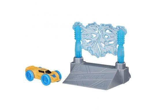 Набор препятствий Ледяные ворота для Нерф Нитро + оранжевая машинка