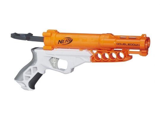 Пистолет Nerf Double Down