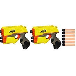 Пистолет Nerf N Strike Scout Ix-3 (Скаут) набор из 2х штук