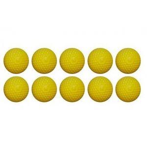 Шарики для бластеров Rival - желтые, 10шт