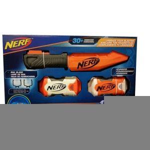 Набор Нерф Штык-нож + 2 гранаты