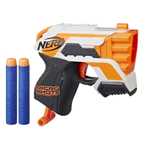 Бластер Nerf MicroShots N-Strike Elite Rough Cut