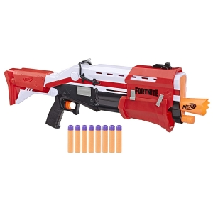 Бластер Nerf Fortnite TS-1 (Дробовик)