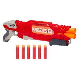 Бластер Nerf Mega Doublebreach