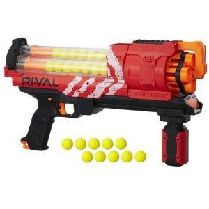 Бластер с шариками - Nerf Rival Artemis красный