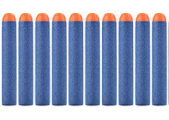 Пули для бластеров Nerf - комплект 10 штук