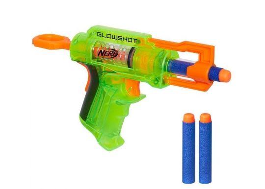 Бластер Нерф Глоушот Сверкающий выстрел – Nerf GlowShot B4615
