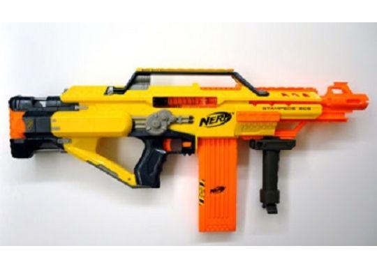 Бластер Nerf N-Strike Stampede (Стампид) ECS
