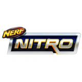 Nerf Nitro бластеры с машинками