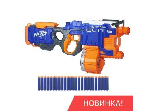 Нерф Хайперфайр (Hasbro B5573 nerf n strike elite HYPERFIRE)